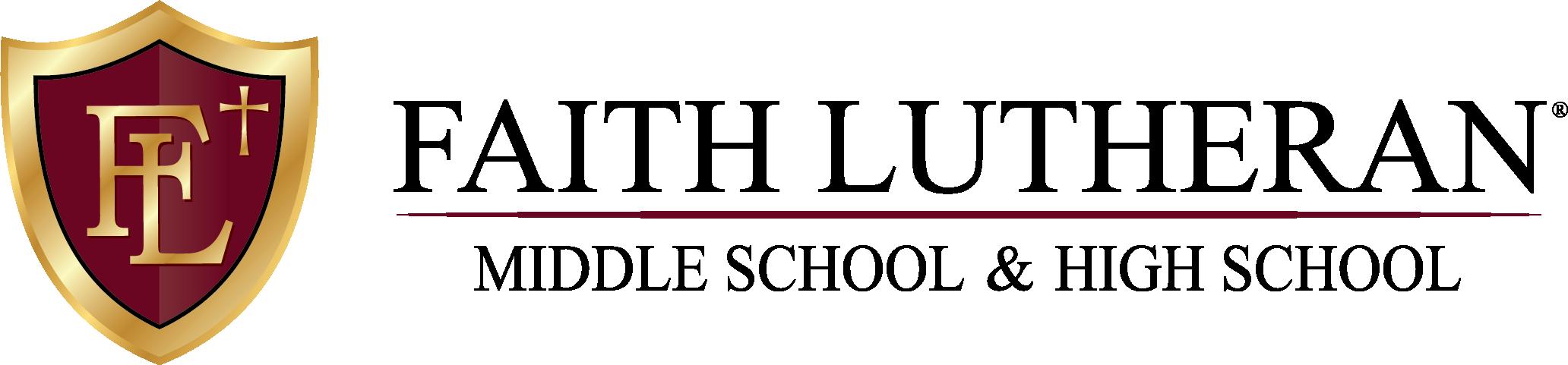 Faith Lutheran logo